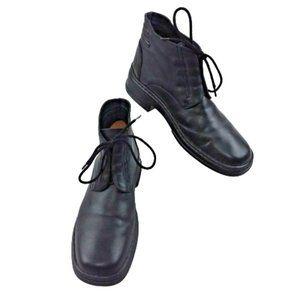 Joseph Seibel Size Eur 40/ US 9 Ankle Boot Lace Up